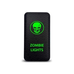 CH4X4 Toyota Push Switch Zombie Lights Symbol - Green LED pictures & photos