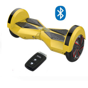 8.5 Inches Fashion Electric Balance Scooter with Bluetooth/ Remote pictures & photos