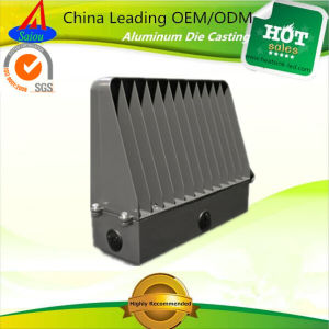 Competitive Heat Resistance Wall Pack Aluminum LED Heat Sink pictures & photos