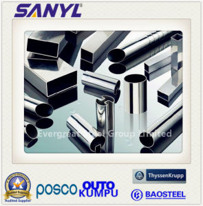 Stainless Steel Tube Pipe Sheet pictures & photos