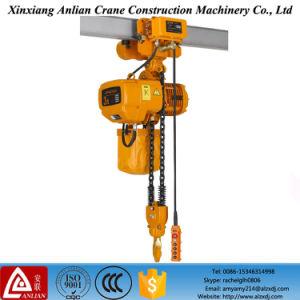 2ton Mini Electric Chain Hoist 220V Winch Hoist pictures & photos