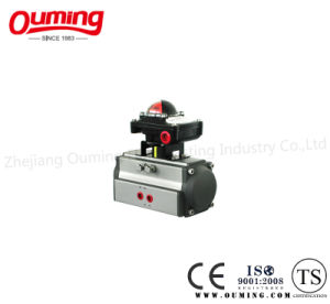 Double Acting Pneumatic Actuator (Rack and Pinion type) pictures & photos