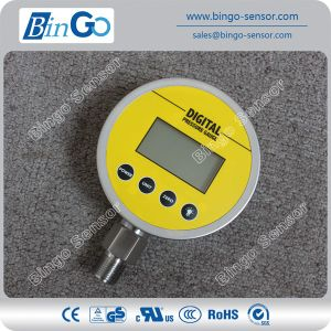 Precisely Steel Case Pressure Controller Gauge pictures & photos