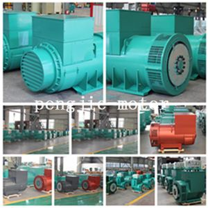 Factory Direct Sale 50Hz 1500rpm Self-Excition 120kVA Brushless Alternator with ATS pictures & photos