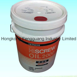 Hi Screw Oil 2000 Hours Hitachi Air Compressor Screw Oil Lubricant pictures & photos