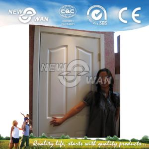 Famous Interior White Primer Wooden Door for Room pictures & photos