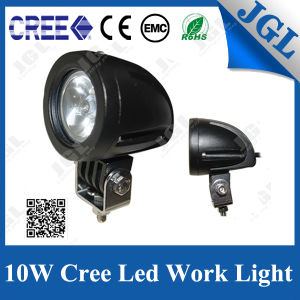 4X4 Motorcycle LED Light Offroad 10W LED Driving Light pictures & photos
