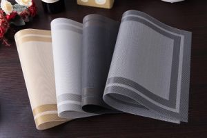 DPF 100% PVC Restaurant or Kitchen Table Mat pictures & photos