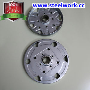 Steel Pulley Wheel with Bearing for Roller Shutter Door (F-03) pictures & photos