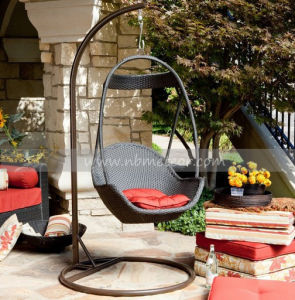 Mtc-095 Morden Style Rattan Garden Swing Chair pictures & photos