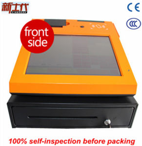 A12 Touch POS Terminal with Thermal Printer POS Terminal China