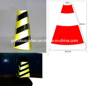 High Way Safety Traffic Cone Sleeve pictures & photos