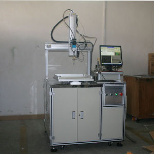 High Accuracy Ab Glue Epoxy Resin Dispensing Robot pictures & photos