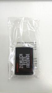 4PCS Per Set Promotion Gifts for Bottles Metal Fridge Magnet pictures & photos