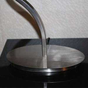 S Shape Stainless Steel Bedside Table Lamp for Hotel Project pictures & photos