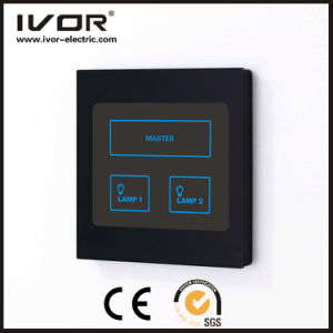 Light Switch with Acrylic Glass for Smart Home and Hotel (SK-T1000L2M) pictures & photos