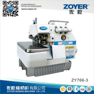Zoyer Siruba Super High Speed Overlock Industrial Sewing Machine (ZY766-3F) pictures & photos