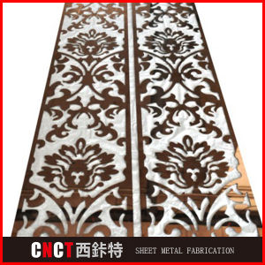 Popular Design CNC Cutting Steel Fabrication Company pictures & photos