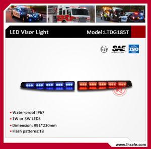 LED Warning Visor Light and Split Warning Light (LTDG185-T) pictures & photos