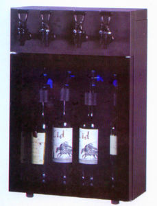 4 Bottles Red Wine Cooler /Wine Cellar/Wine Dispensr/Wine Cabinet (SC-4/C) pictures & photos