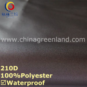 Waterproof Polyester Plain Oxford Fabric for Textile (GLLML303) pictures & photos