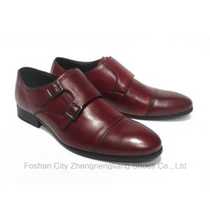 New Fashion Dress Shoes with New Double Color Brush (FGY-DR-A01)