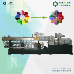 Parallel Twin Screw Extruder & Color Master Batch Making Machine pictures & photos
