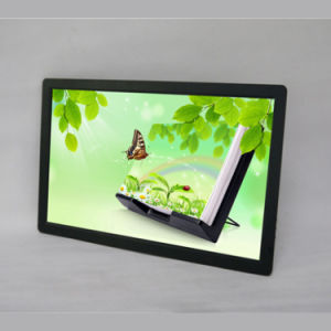 26inch Digital Picture Frame for Supermarket pictures & photos