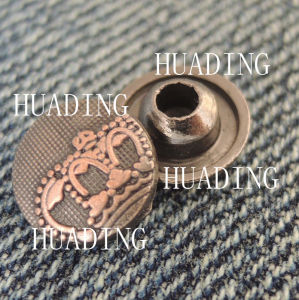 Special Fashion Beautiful Jeans Metal Rivet Button of Garment (HD1135-15) pictures & photos