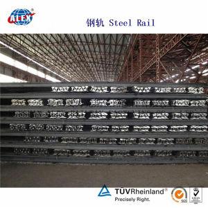 Chinese Standard Heavy Rail Steel Rail (P38KG/P43KG/P50KG/P60KG) pictures & photos