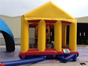 0.55 mm PVC Inflatable Jumping Bouncy Castle for Kids pictures & photos