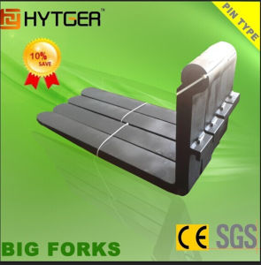 Manufacture Produced Big 15ton Forklift Attachment Forks Tynes (FF15) pictures & photos