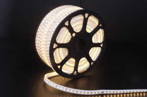 Decorative Light 110V/230V 5050SMD Waterproof ETL LED Strip Light pictures & photos