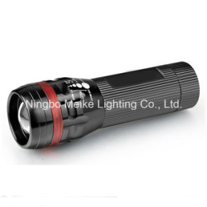 CREE LED Telescopic Zoom Mini Aluminium Flashlight (MK-1194)