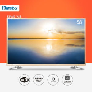"58"" LED Smart Television with Android 4.4 OS 58we-W8 pictures & photos"