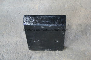 High Manganese Steel Impact Liner Mn18 pictures & photos