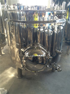 Beer Brewing Equipment Stainless Steel Mush Tun with Manhole pictures & photos