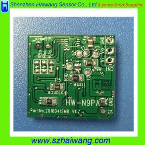 10.525GHz High Sensitivity Microwave Motion Sensor Module for Automatic Alarm System Hw-S01 pictures & photos