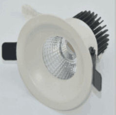 20W COB Dimmable High Efficiency Recessed LED Downlights