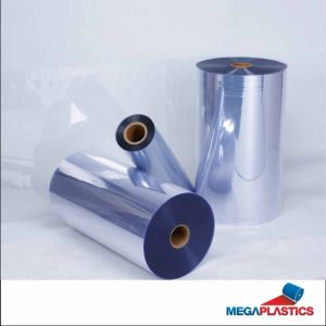 Transparent Rigid PVC Film Rolls Supplier pictures & photos