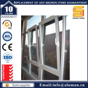 Economy Powder Coating Aluminum Glass Casement Window pictures & photos