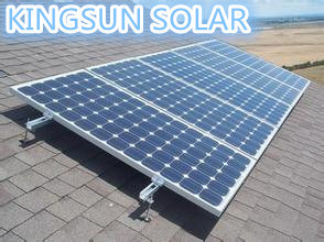 Hot Sale off Grid Home Solar Power System (KS-S1000) pictures & photos
