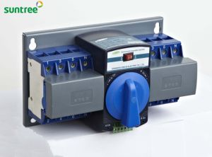 Sq3 Automatic Transfer Switch ATS 220V 63A pictures & photos