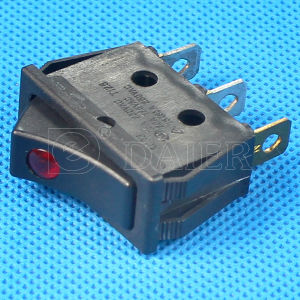 12V LED Bar Illuminated Boat Rocker Switch pictures & photos