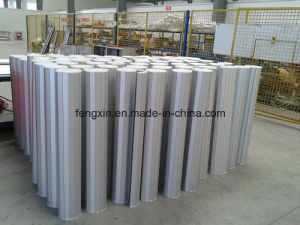 Aluminum Silver Roll up Door Fx-0055 pictures & photos