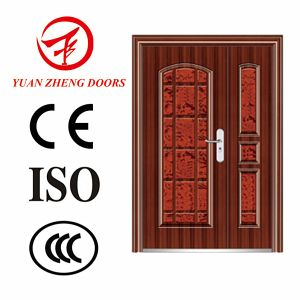 Cheap Price Double Security Good Quality Door pictures & photos