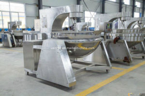 Industrial Stainless Steel Jacket Pot pictures & photos