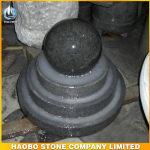 Sphere Shaped Fountain Stone Water Fountain pictures & photos