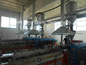 PVC Window and Door Profile Production Machinery pictures & photos