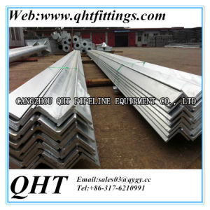 20-200mm Q235B Q345b Q420b S235jr Hot Rolled Equal Steel Angle pictures & photos